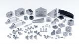 Alumīnija profilu savienojumi